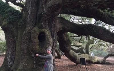 Me and Angel Oak…