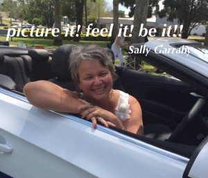 picture it! feel it! be it!